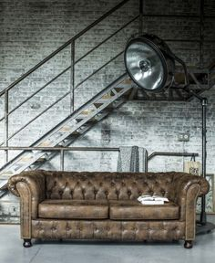 Un loft pour une collection Interior's - PLANETE DECO a homes world
