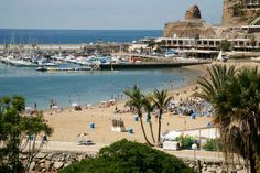 Puerto Rico Beaches | Puerto Rico is one of Gran Canaria's most popular destinations for ...