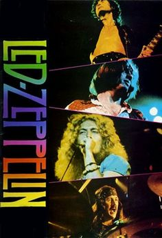 http://custard-pie.com/ Led Zeppelin wow this would be a fucking epic poster in black light style!!! still is an epic poster anyway!