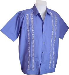 Guayabera: Cuban & PR Thing.