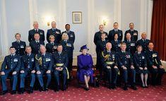 Queen Elizabeth II Photo - Queen Elizabeth II Visits RAF Marham