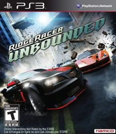 Ridge Racer Unbounded For Xbox 360 Xbox 360 Games, Playstation Games, Pac Man, Ridge Racer, Flying Games, Latest Video Games, Street Racing, Game Sales, News Games