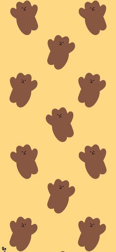 Cute Pastel Wallpaper, Soft Wallpaper, Cute Patterns Wallpaper, Bear Wallpaper, Aesthetic Pastel Wallpaper, Kawaii Wallpaper, Cute Wallpaper Backgrounds, Cute Cartoon Wallpapers, Wallpaper Iphone Cute