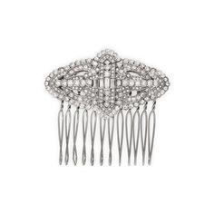 Art Deco Hair Comb Chloe + Isabel https://www.chloeandisabel.com/boutique/reides/shop/category/151/hair-accessories