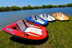 Pontoon Boat, Boat Dock, Jet Ski, Inflatable Floating Island, Go Float, Lake Floats, Lake Toys, Cool Boats, Small Boats