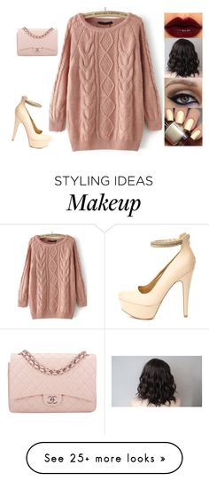 """""""Untitled #2905"""" by sigalv on Polyvore featuring Chanel and Charlotte Russe"""