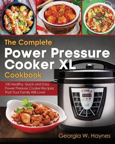 10 Easy Power Pressure Cooker Xl Recipes For New Owners Image Power Pressure Cooker Pressure