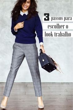 45 Best and Stylish Business Casual Work Outfit for Women fashion # fashion Popular Winter Outfits To Stand Out From The Crowd 22 Casual Work Outfits, Mode Outfits, Work Casual, Office Wear Women Work Outfits, Outfit Office, Outfit Work, Fall Outfits, Dress Casual, Women's Casual