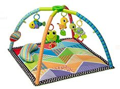 Play Gym and PlayMat