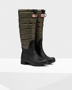 Explore the new women's collection at the official US Hunter Boots site.