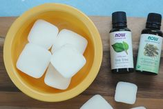 DIY Bug Repellent Lotion Bars