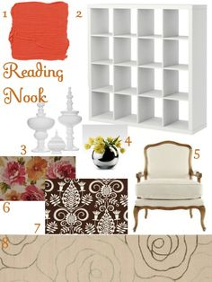 Recreate the seating nook on style at home