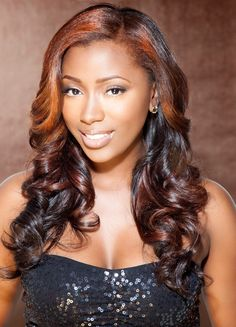Brilliant Wet N Wavy Sew In Hair Pinterest Hairstyles For Women Draintrainus