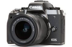 Andy Westlake reviews the Canon EOS M5 - its first mirrorless model for serious photographers