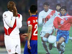 Perú vs. Chile: las coincidencias de la derrota en 1997 y en semifinales de la Copa América 2015.
