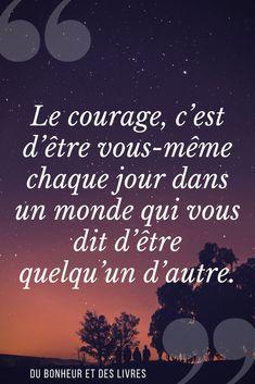 Quotation pour être soi-même - #citation #être #pour #soimême