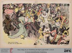 Jugend: Münchner illustrierte Wochenschrift für Kunst und Leben (2.1897, Band 1 (Nr. 1-26))