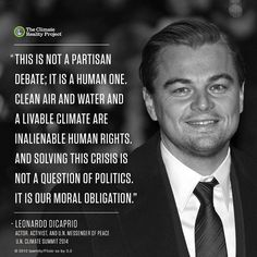 #Leonardodicaprio Spread by www.fairtrademarket.com supporting #fairtrade