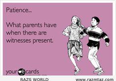PATIENCE .... - http://www.razmtaz.com/patience/
