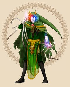 1000+ images about Homestuck god tier on Pinterest ...