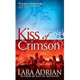 Kiss of Crimson: A Midnight Breed Novel (The Midnight Breed Series Book 2) by Lara Adrian