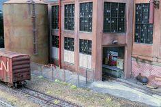 Muskoka Central Railway: Turko Brothers Diorama