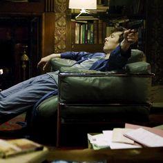 I think I agree with Sherlock.  BORED!