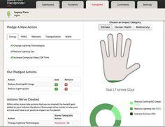 Handprint App