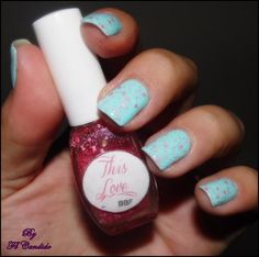 This Love - BBF Convenience Store, Love, Nails, Convinience Store, Amor, Finger Nails, Ongles, Nail, Sns Nails