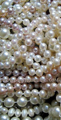 #pearls #pearl necklaces