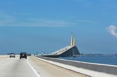 This past Saturday adedication ceremony for the accident that brought down the Skyway Bridge was held at the North rest stop. It's difficult to believe something named Sunshine Skyway can have so ...