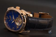 Parmigiani Oval Tourbillon with lapis lazuli dial Give Me Five, Give It To Me, Iwc, Fine Watches, Luxury Watches, Quilling, Dress Watches, Clocks, Accessories