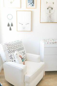 Minimal boy's nursery | 100 Layer Cakelet | Bloglovin' #Nurserydecoratingideas