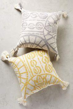 Rocio Embroidered Pillow