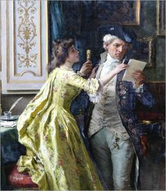 Federico Andreotti: The intercepted letter