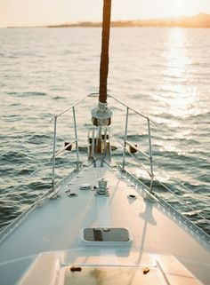 Boating is unparalleled. I grew up boating with my family, and I can say that there are few things that compare to the ride in after a long fun day on the water, watching the sun set and feeling the breeze in your hair!