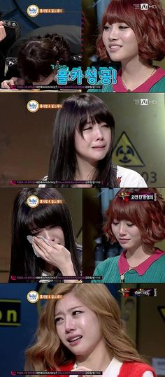 Girl's Day burst into tears at the hidden camera prank on 'Beatles Code'