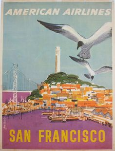 American Airlines to San Francisco