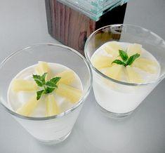 Ananas - Kokos - Creme, ein sehr leckeres Rezept aus der Kategorie Cremes. Bewertungen: 59. Durchschnitt: Ø 4,3.