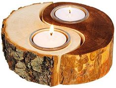 18 Wood Slice Decor Tips You Need To Learn Now – Decoratop Wooden Crafts, Diy Wood Projects, Woodworking Projects, Rustic Wood Crafts, Woodworking Bench, Wooden Candle Holders, Log Furniture, Wood Creations, Wood Slices