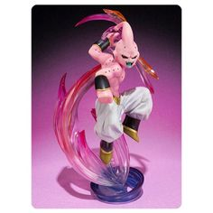 831e352d0b9 Dragon Ball Z Majin Boo Figuarts ZERO Statue - Entertainment Earth