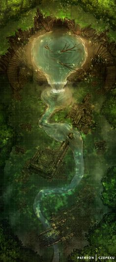 100+ Forest Battle Maps ideas in 2020 dungeon maps fantasy map tabletop rpg maps