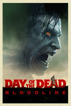 Day of the Dead: Bloodline - In a world overrun by zombies, military personnel and survivalists live in an underground bunker while they seek a cure. Imdb Movies, 2018 Movies, Streaming Hd, Streaming Movies, Streaming Sites, Zombies, The Dead Movie, Jane Foster, Critique Film
