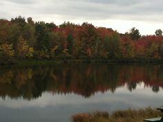 Fall in Indian Mountain Lakes