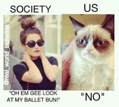 #balletbun #ballerinaprobs #dancerprobs