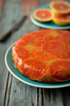 Sweet Gula: Bolo Invertido de Toranja