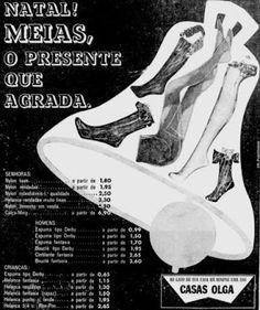ANOS DOURADOS: IMAGENS & FATOS: IMAGENS = ANÚNCIO DE 1968