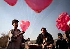 Valentines Day in Pakistan