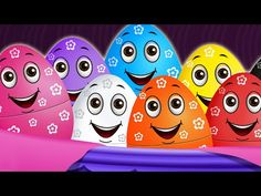The Baby Big Mouth Show! Best of Learning Sizes with Surprise Eggs! Opening HUGE Mystery Eggs! - YouTube
