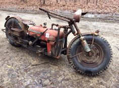 Tractorcycle Tractorbike Farmall Cub tractor   Collectors Weekly